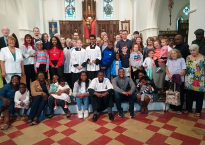 Our St Paul's family