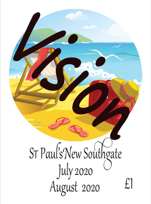 Vision Magazine – July & August 2020