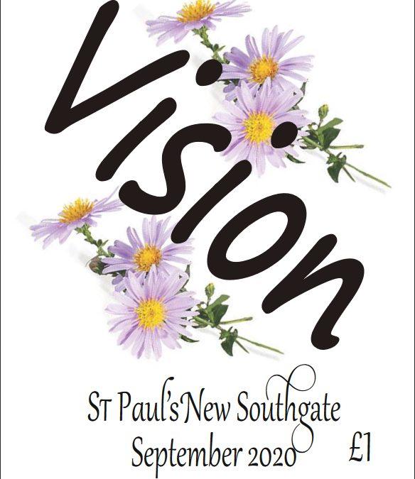 Vision Magazine – September 2020