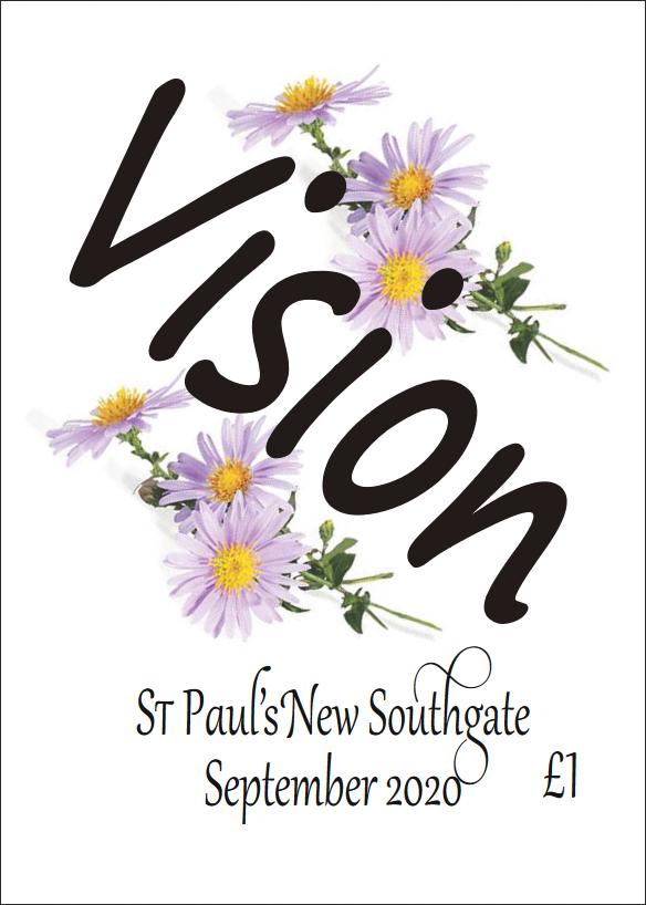 Vision Magazine September 2020