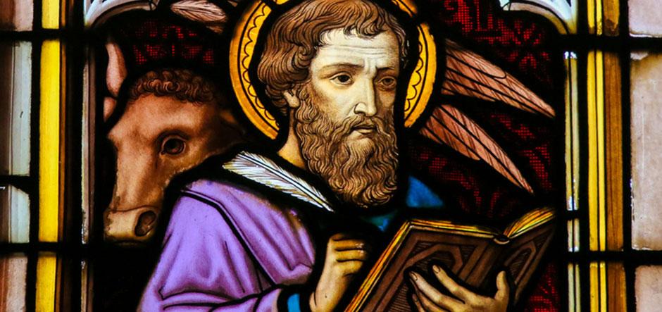 St Luke the Evangelist (18 October 2020)