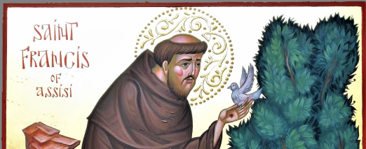 An All-Age Talk for St Francis' Day (4th October 2020)
